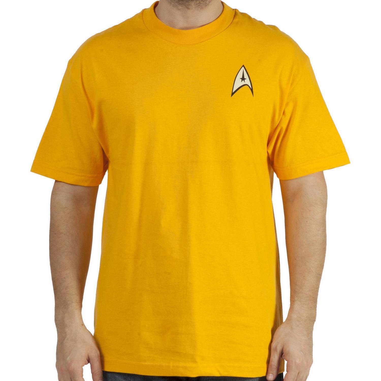 Command Gold Uniform Tee