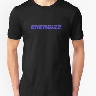 Star Trek Transporter – Energize T-Shirt