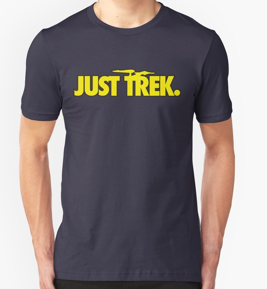Just TREK (Yellow)