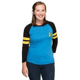 Star Trek Ladies' Raglan