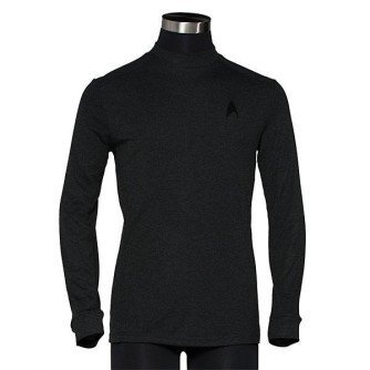 Star Trek Movie Uniform Tunic – Black