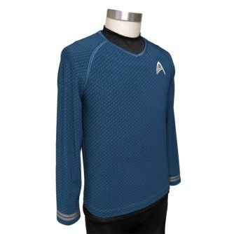 Star Trek Movie Uniform Tunic – Blue