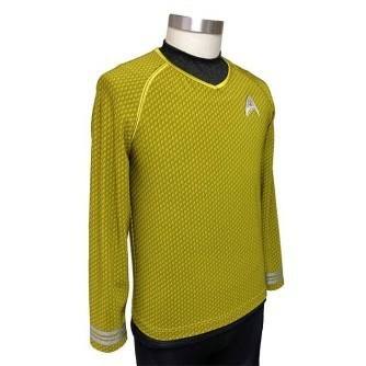 Star Trek Movie Uniform Tunic – Gold