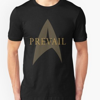 "Star Trek- ""Prevail"""