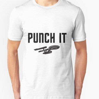 Star Trek – Punch It