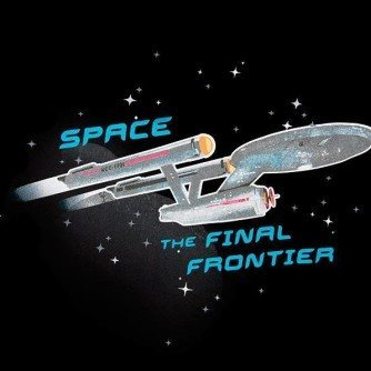 TOS Enterprise Sleep Shirt