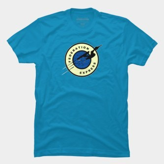 Federation Express TOC  T-Shirt