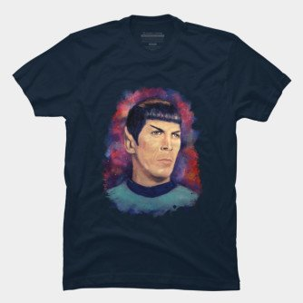 Son Of Sarek T-Shirt
