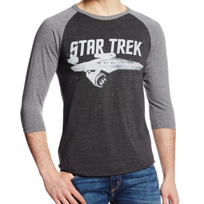 Star Trek Raglan T-Shirt