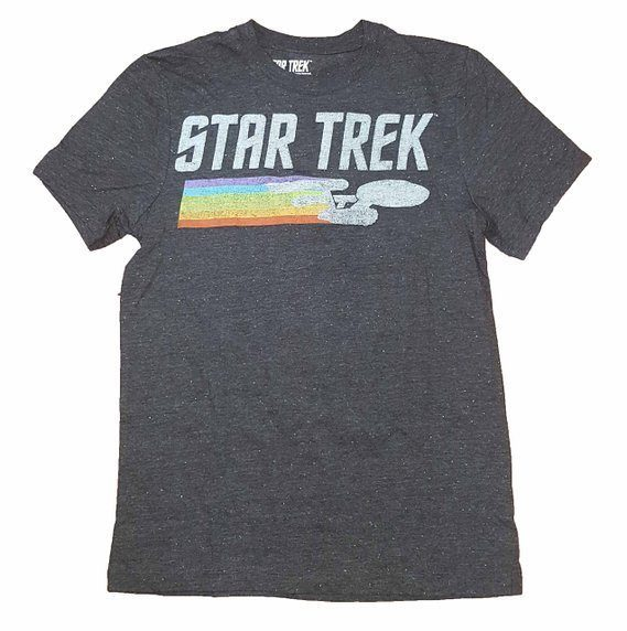 Star Trek Vintage Graphic Shirt