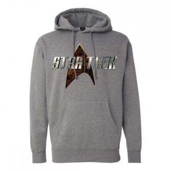 Star Trek New Series Logo Pullover Hoodie