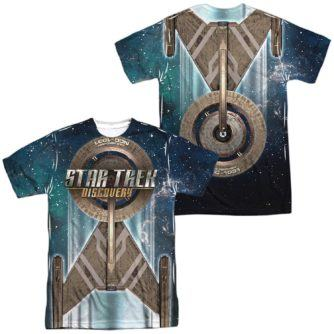 Star Trek: Discovery USS Discovery Sublimated T Shirt
