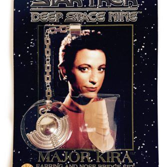 Bajoran Earring Costume Accessory