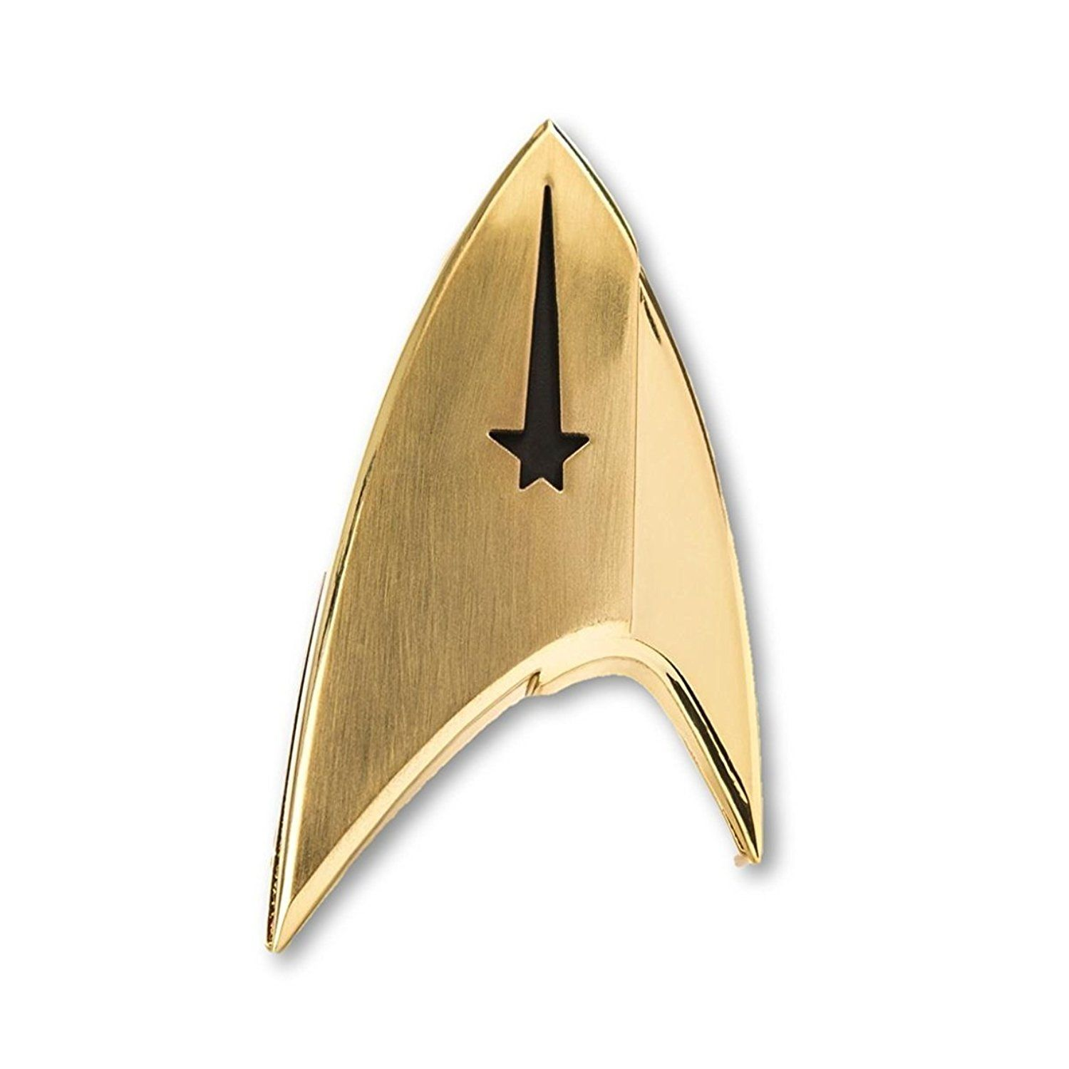 QMx Star Trek Discovery Magnetic Badge – Command
