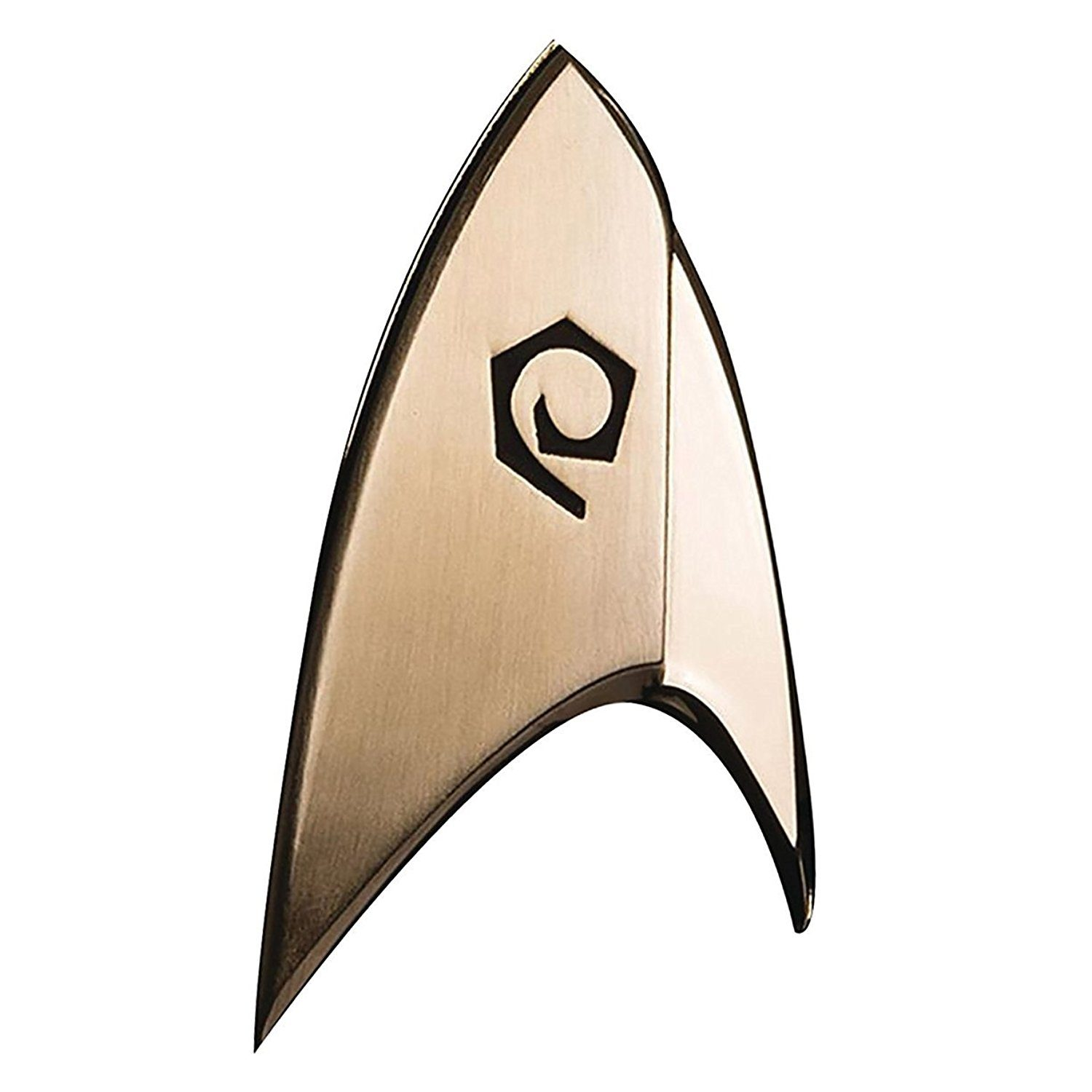 QMx Star Trek Discovery Magnetic Badge – Operations