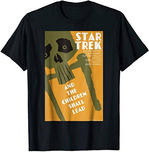 Star Trek Original Series Children Lead Graphic T-Shirt
