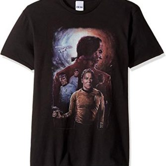 Star Trek Men's 50th Anniversary Space Seed T-Shirt