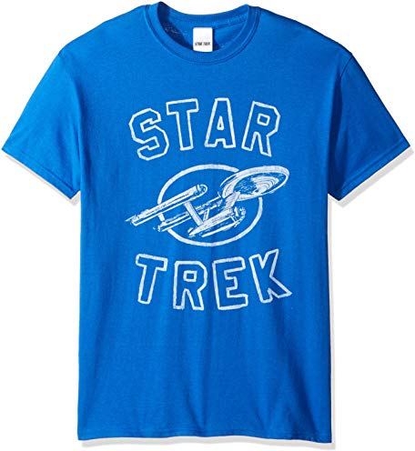 Star Trek Men's Classic Ship T-Shirt