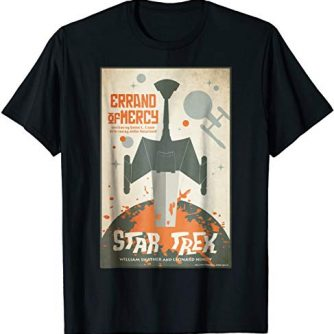 Star Trek Original Series Errand of Mercy Graphic T-Shirt