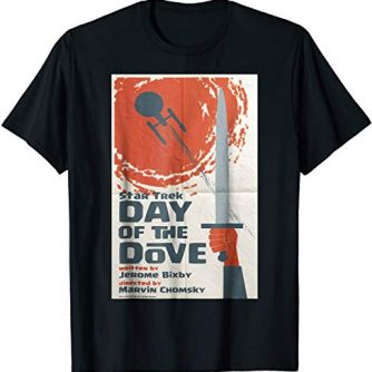 Star Trek Original Series Day of the Dove Graphic T-Shirt