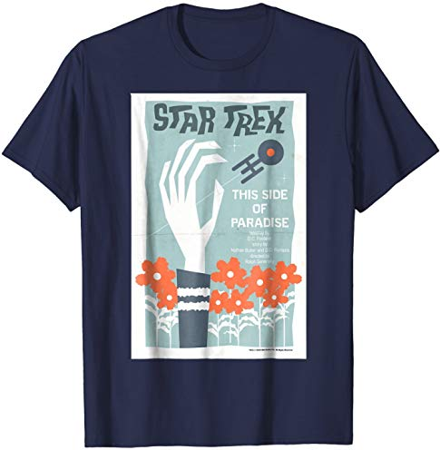 Star Trek Original Series Side of Paradise Graphic T-Shirt